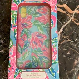 Lily Pulitzer IPhone X/XS case